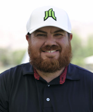 JRL Golf Instructor Jason Nunez