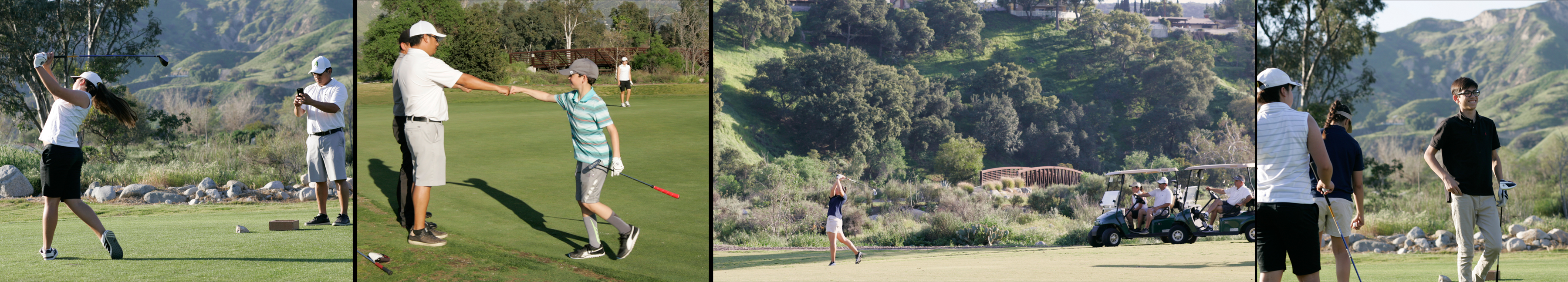 Los Angeles Junior Golf Academy JRL GOLF